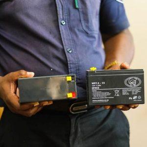 Alarm and Gate Motor Batteries